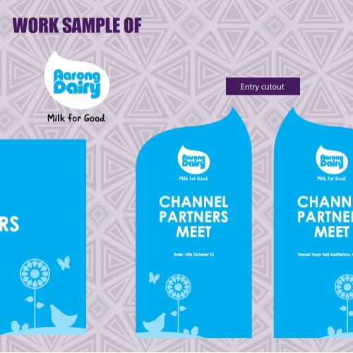 Event Branding of Arong (Bangladeshi Brand) in 2015