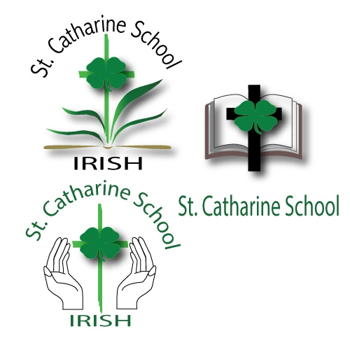 Logo for St. Catharine School